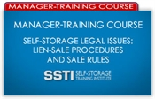 Picture of Self-Storage Legal Issues: Lien-Sale Procedures and Sale Rules