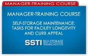 Picture of Self-Storage Maintenance: Tasks for Facility Longevity and Curb Appeal