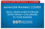 Picture of Legal Issues in Self-Storage: Seven Deadly Challenges to Your Business