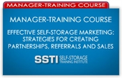 Picture of Effective Self-Storage Marketing: Strategies for Creating Partnerships, Referrals and Sales