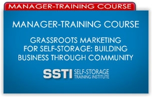 Picture of Grassroots Marketing for Self-Storage: Building Business Through Community