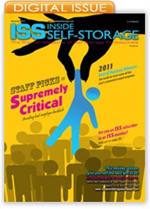 Picture of Inside Self-Storage Magazine: December 2011