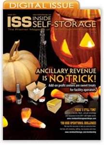Picture of Inside Self-Storage Magazine: October 2011