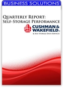 Picture of Self-Storage Performance Quarterly Report