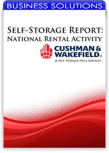 Picture of Self-Storage National Rental Activity Report