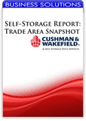 Picture of Self-Storage Trade Area Snapshot Report