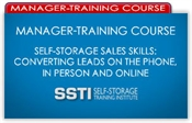 Picture of Self-Storage Sales Skills: Converting Leads on the Phone, In Person and Online