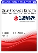 Picture of Self-Storage Metropolitan Statistical Area Report - Fourth Quarter 2011