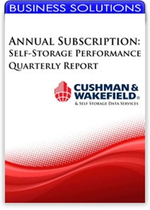 Picture of Self-Storage Performance Quarterly Report - Annual Subscription