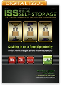 Picture of Inside Self-Storage Magazine: April 2012