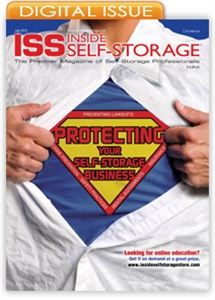 Picture of Inside Self-Storage Magazine: July 2012