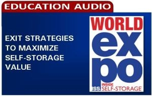 Picture of Exit Strategies to Maximize Self-Storage Value
