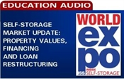 Picture of Self-Storage Market Update: Property Values, Financing and Loan Restructuring