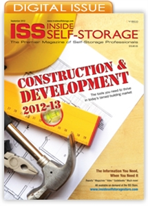 Picture of Inside Self-Storage Magazine: September 2012