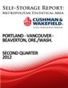 Picture of Portland-Vancouver-Beaverton, Ore./Wash. - Second Quarter 2012