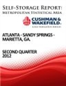 Picture of Atlanta-Sandy Springs-Marietta, Ga. - Second Quarter 2012