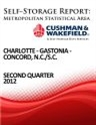 Picture of Charlotte-Gastonia-Concord, N.C./S.C. - Second Quarter 2012