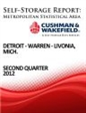 Picture of Detroit-Warren-Livonia, Mich. - Second Quarter 2012