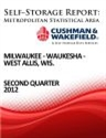 Picture of Milwaukee-Waukesha-West Allis, Wis. - Second Quarter 2012