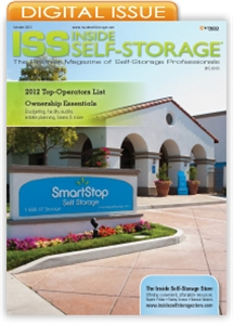 Picture of Inside Self-Storage Magazine: October 2012
