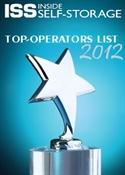 Picture of Inside Self-Storage Top-Operators List 2012