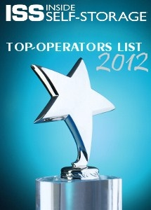 Picture of Inside Self-Storage Top-Operators List 2012