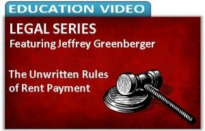 Picture of The Unwritten Rules of Rent Payment: Items to Consider for Your Self-Storage Rental Agreement