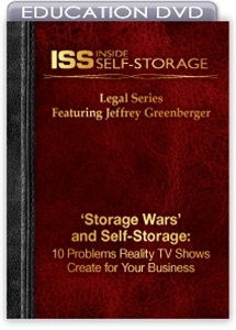 Picture of DVD - 'Storage Wars' and Self-Storage: 10 Problems Reality TV Shows Create for Your Business