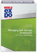 Picture of DVD - Managing Self-Storage Employees: HR Perks and Pitfalls