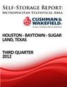 Picture of Houston-Baytown-Sugar Land, Texas - Third Quarter 2012