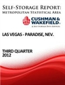 Picture of Las Vegas-Paradise, Nev. - Third Quarter 2012