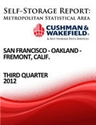 Picture of San Francisco-Oakland-Fremont, Calif. - Third Quarter 2012
