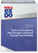 Picture of DVD - Tactics for Acquiring Self-Storage Customers Through Social Media
