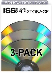 Picture of Self-Storage Sales and Service DVD 3-Pack