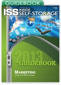 Picture of Inside Self-Storage Marketing Guidebook 2013