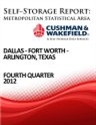 Picture of Dallas-Fort Worth-Arlington, Texas - Fourth Quarter 2012