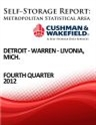 Picture of Detroit-Warren-Livonia, Mich. - Fourth Quarter 2012