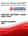 Picture of Houston-Baytown-Sugar Land, Texas - Fourth Quarter 2012