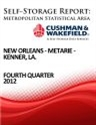 Picture of New Orleans-Metairie-Kenner, La. - Fourth Quarter 2012