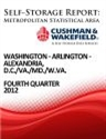 Picture of Washington-Arlington-Alexandria, D.C./Va./Md./W.Va. - Fourth Quarter 2012