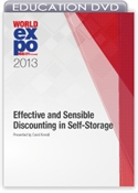 Picture of DVD - Effective and Sensible Discounting in Self-Storage