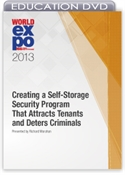 Picture of DVD - Creating a Self-Storage Security Program That Attracts Tenants and Deters Criminals