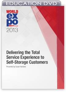 Picture of DVD - Delivering the Total Service Experience to Self-Storage Customers
