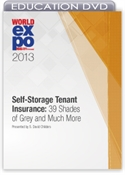 Picture of DVD - Self-Storage Tenant Insurance: 39 Shades of Grey and Much More