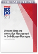 Picture of DVD - Effective Time and Information Management for Self-Storage Managers