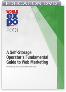 Picture of DVD - A Self-Storage Operator's Fundamental Guide to Web Marketing