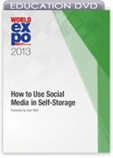 Picture of DVD - How to Use Social Media in Self-Storage