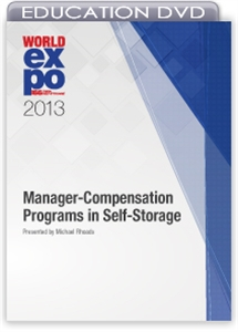 Picture of DVD - Manager-Compensation Programs in Self-Storage