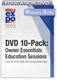 Picture of DVD 10-Pack: Owner Essentials Education Sessions From the 2013 Inside Self-Storage World Expo