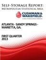 Picture of Atlanta-Sandy Springs-Marietta, Ga. - First Quarter 2013